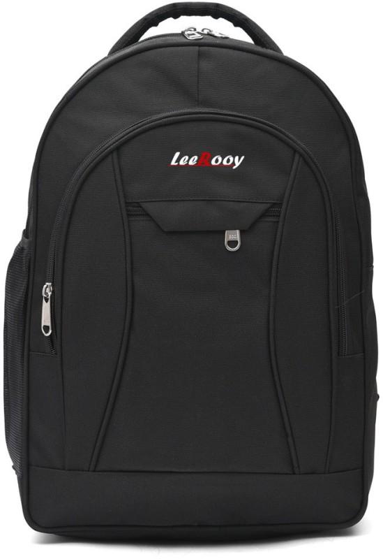 LeeRooy MN- BG3 BLK-8 20 L Backpack(Black)