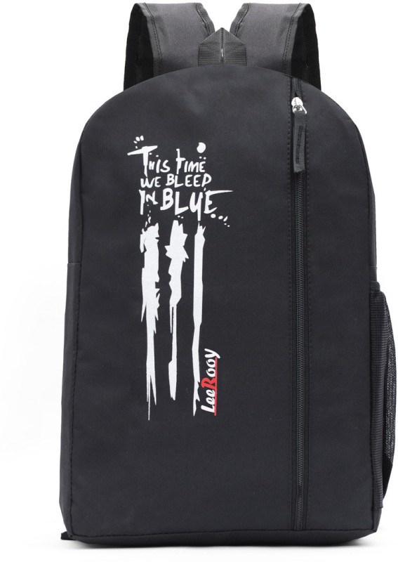 LeeRooy MN- BG26 BLK-6 25 L Backpack(Black)