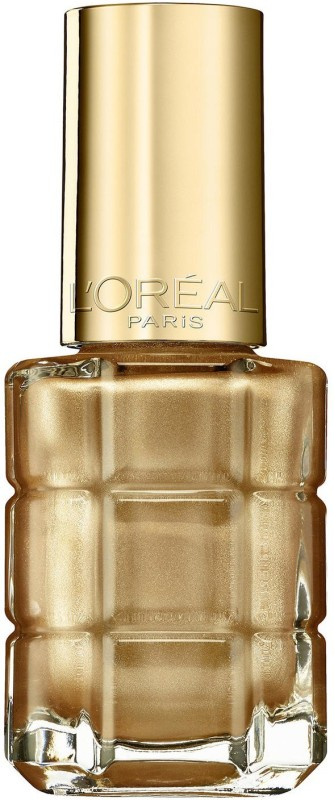 LOreal Color Riche A LHuile Nail Paint Gold