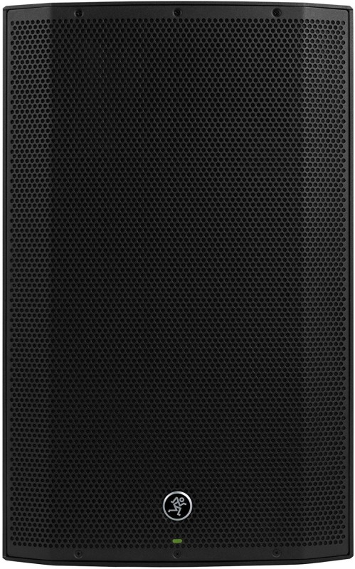 """Mackie Thump Thump15BST 15"""" 1000W Powered Speaker Cabinet with Bluetooth and Mixer 1000 Bluetooth Tower Speaker(Black, Mono Channel)"""