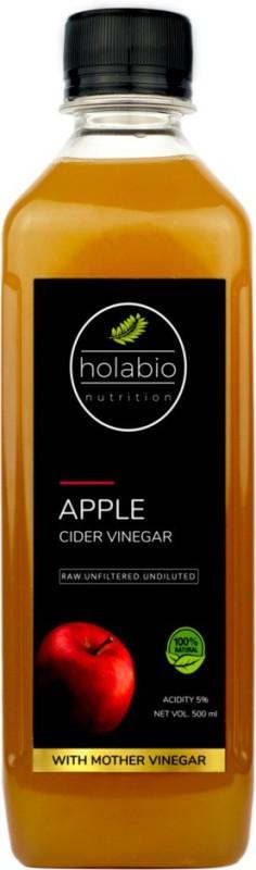 Holabio Apple Cider Vinegar Vinegar(500 ml)