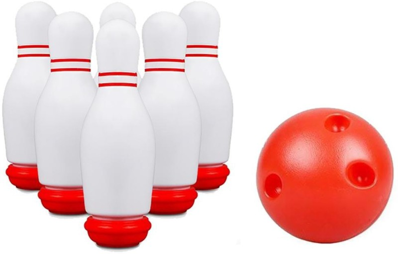 Pepperonz Bowling Target(Multicolor Pack of6)