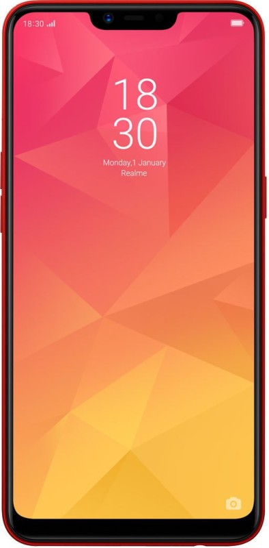 Realme 2 (Diamond Red, 32 GB)(3 GB RAM)