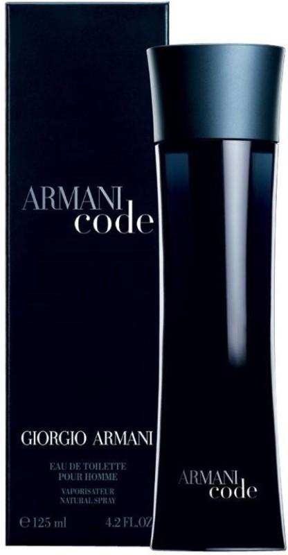Armani code Giorgio Eau de Toilette - 125 ml(For Men)
