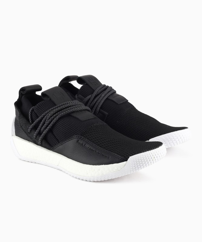 ADIDAS HARDEN LS 2 LACE Basketball Shoes For Men(Black)