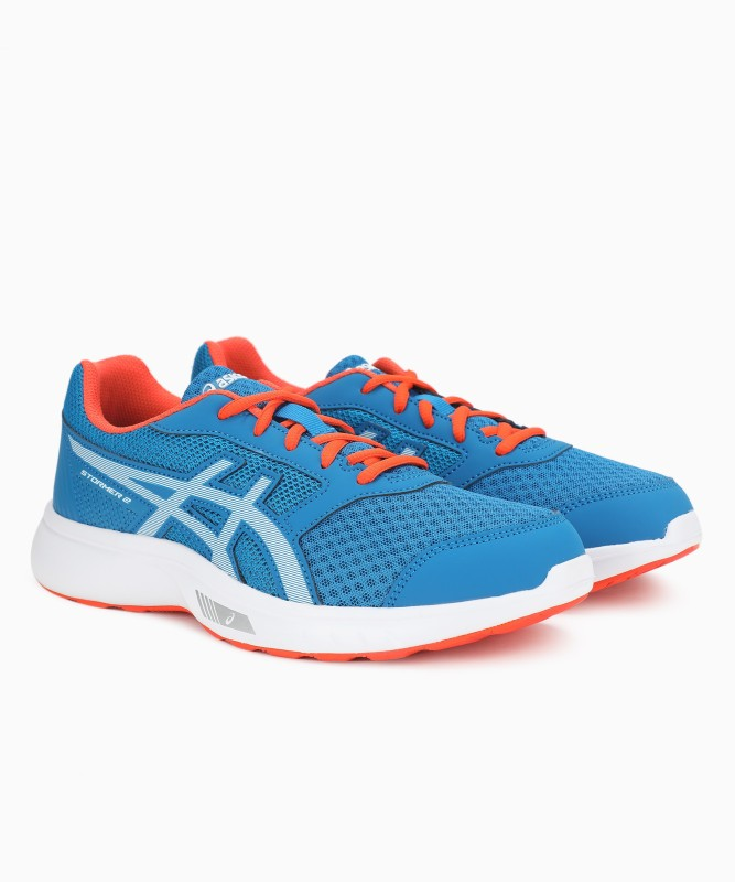 Asics STORMER 2 Walking Shoes For Men(Multicolor)
