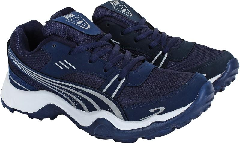 Aero Go Run Running Shoes For Men(Navy)