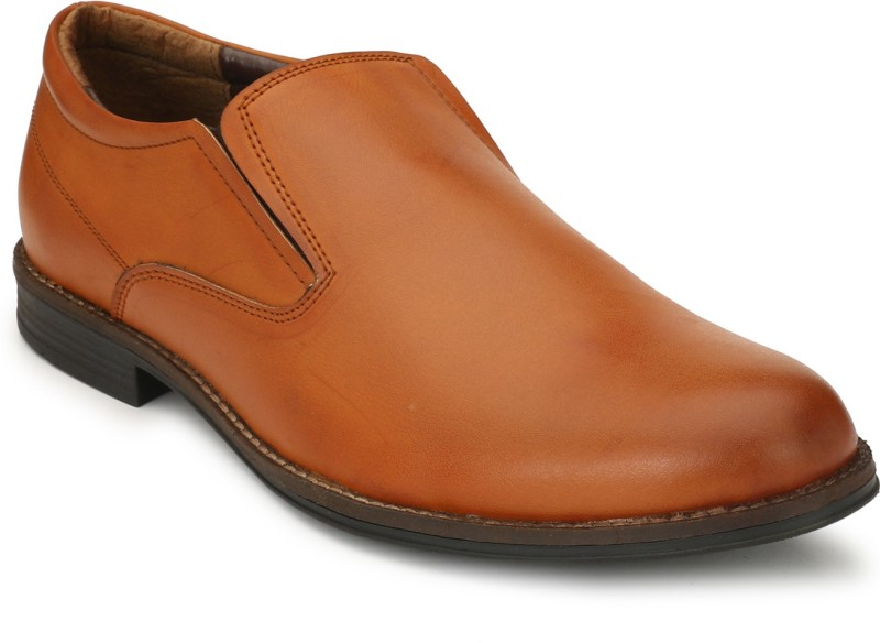 Delize Slip On For Men(Tan)