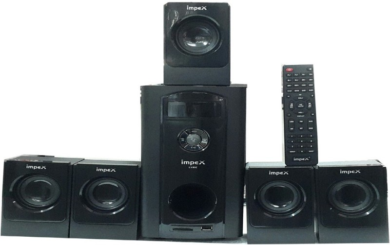 Impex LYRIC 5.1 Home Cinema(BASS)