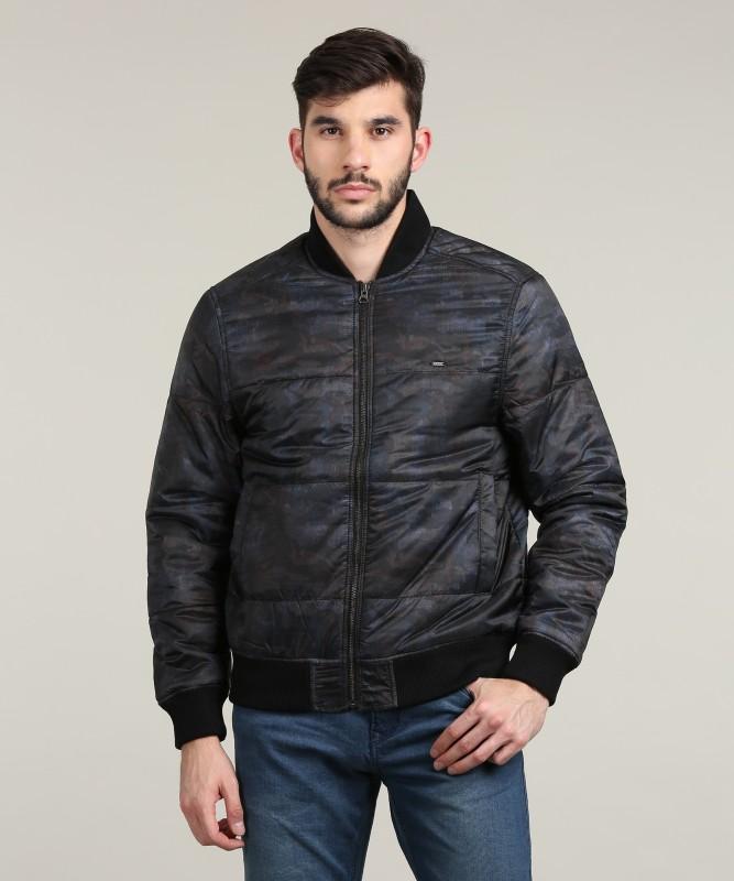 Lee Full Sleeve Printed Mens Jacket