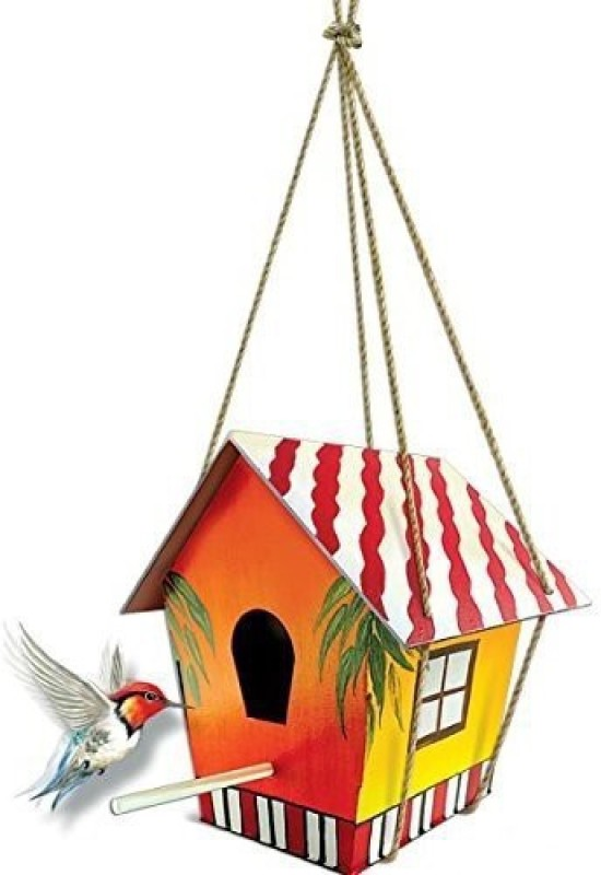 Hobbyideas FKA80199010000 Bird House