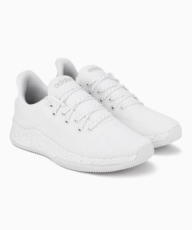 ADIDAS SPEEDBREAK Basketball Shoes For Men(White)