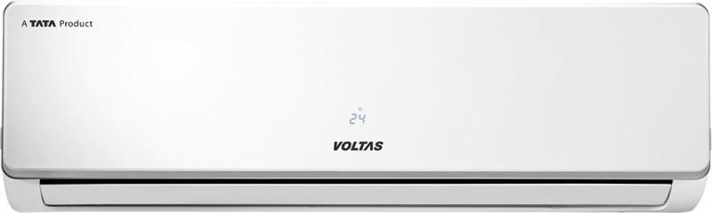 Voltas 1.5 Ton 3 Star Split AC - White(183SZS/183SZS3, Copper Condenser)