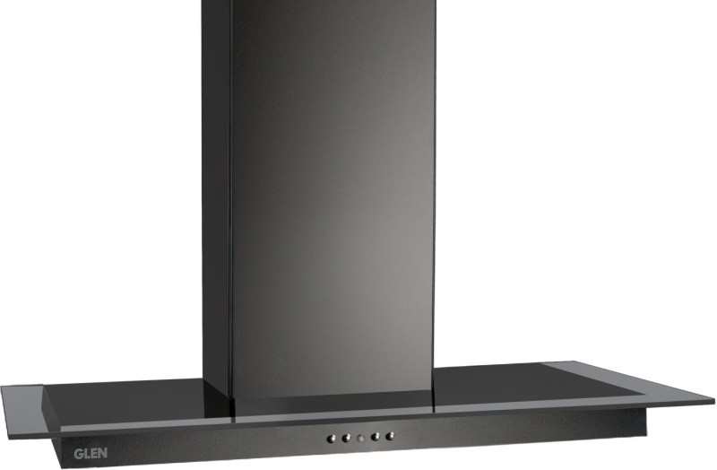 GLEN CH6062XBL60XBF_750 Wall Mounted Chimney(Black 1000 CMH)