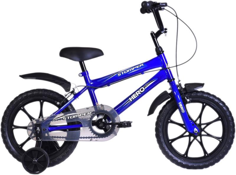 Hero Stomper 16 T Recreation Cycle(Single Speed, Blue)