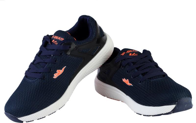 Top Gear PHL-10-TP-41 Running Shoes For Men(Navy, Orange)
