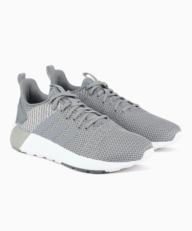 ADIDAS QUESTAR BYD Walking Shoes For Men(Grey)