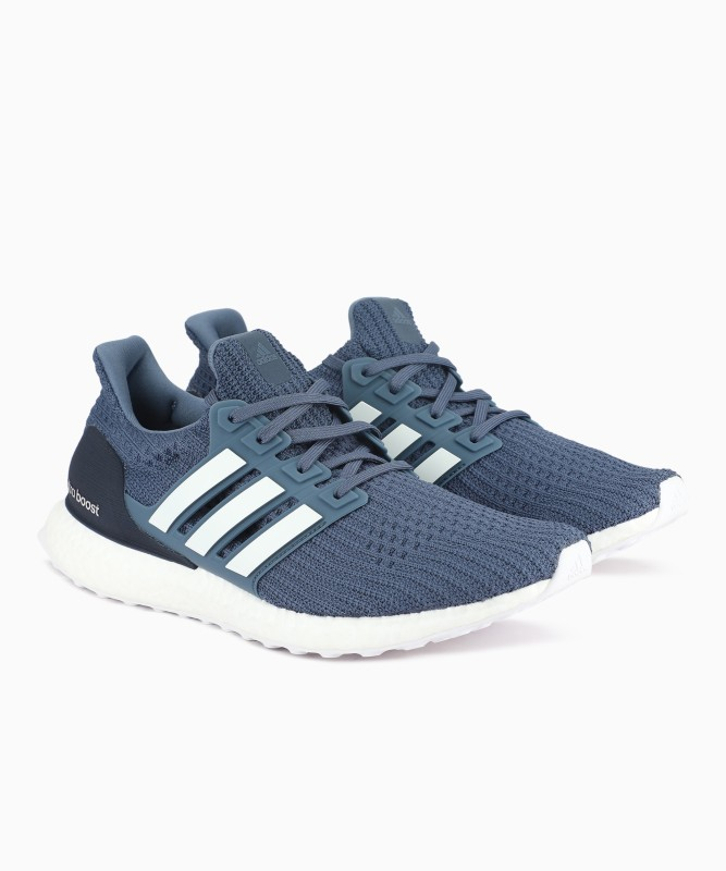 ADIDAS ULTRABOOST Walking Shoes For Men(Blue, White)