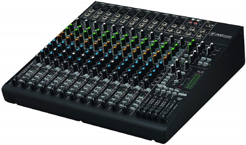 Mackie 1642 VLZ4 16-Channel Compact Mixer Digital Sound Mixer