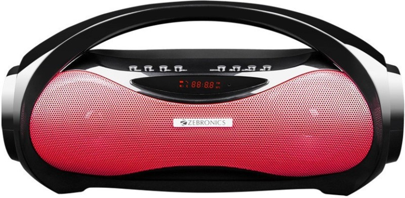 Zebronics Axel Bluetooth Home Theatre(Red, Stereo Channel)