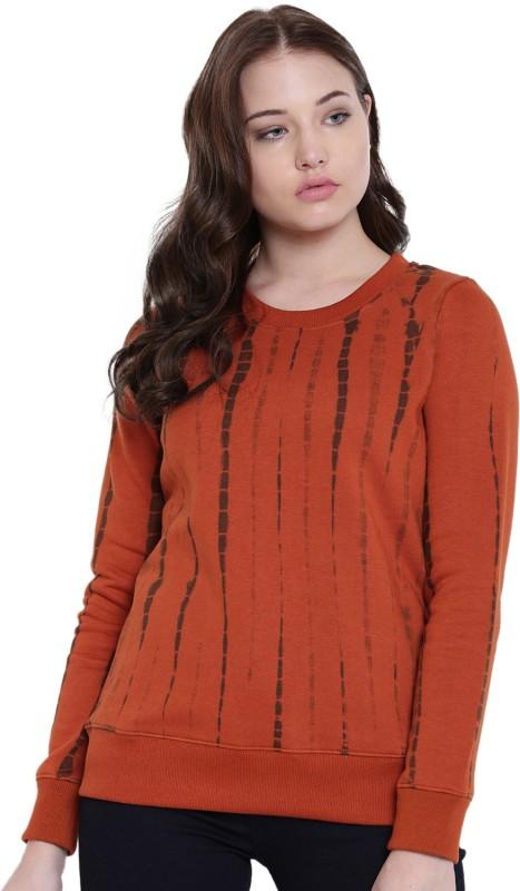 Texco Full Sleeve Printed Women's Sweatshirt