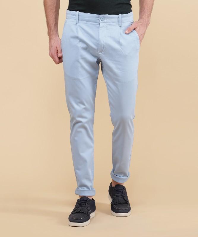Levis Slim Fit Mens Light Blue Trousers