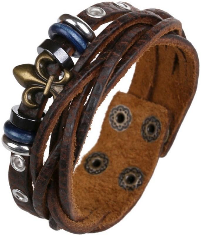 fashion for sure Leather Bracelet