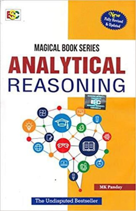 Analytical Reasoning(English, Paperback, Pandey M K)