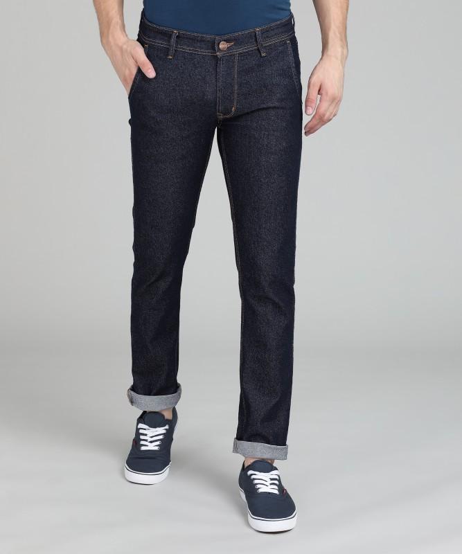 Numero Uno Slim Men Black Jeans