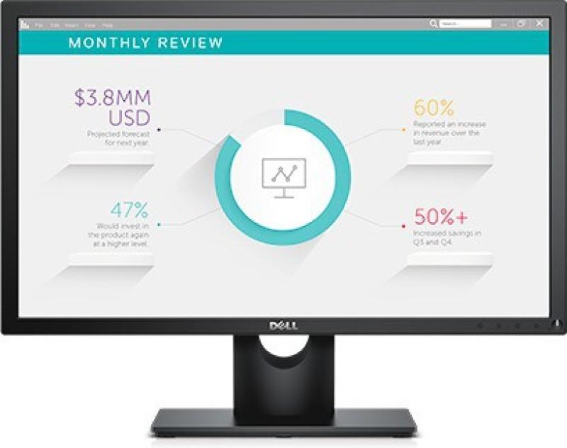 Dell 23 inch Full HD LED Backlit IPS Panel Monitor (E2318H)(VGA)