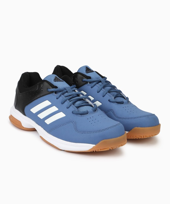 ADIDAS QUICK FORCE IND Badminton Shoe For Men(Blue)