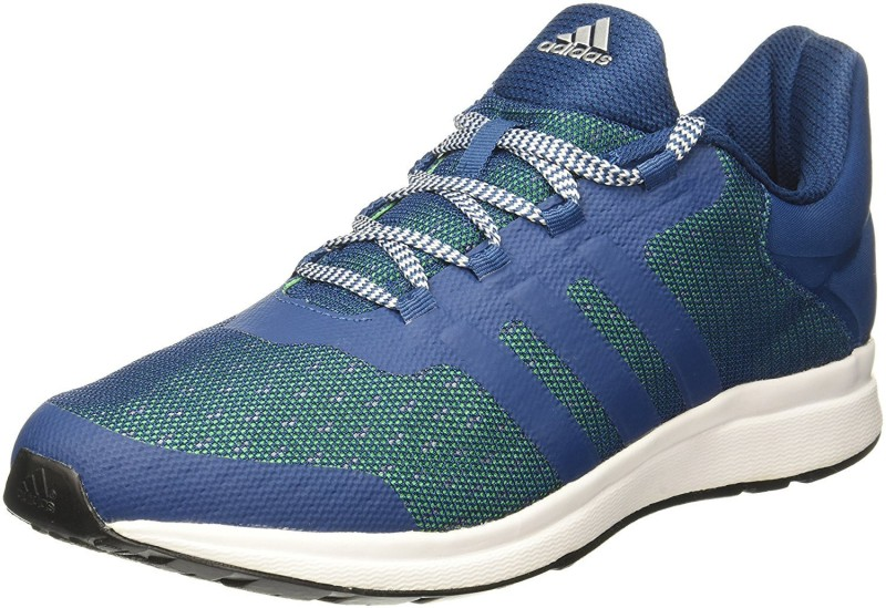 ADIDAS Walking Shoes For Men(Blue, Green)
