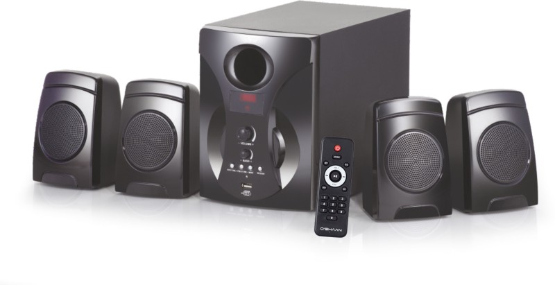 Oshaan S14 4.1 BT 4.1 Home Cinema(Multimedia Home Theatre System)