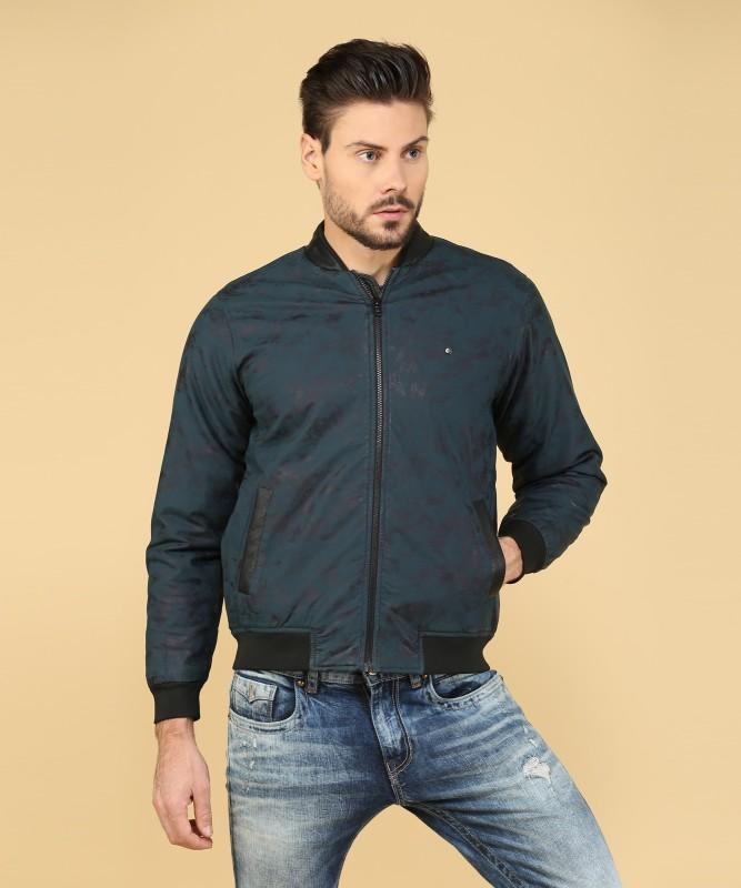Peter England Full Sleeve Printed Mens Jacket