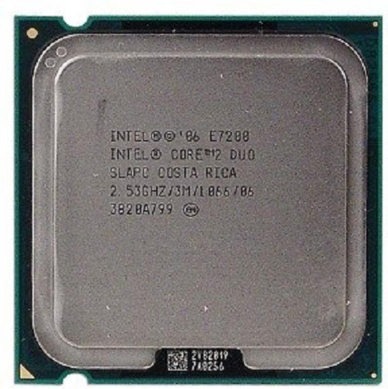 Intel 2.53 LGA 775 E7200 Processor(Silver)
