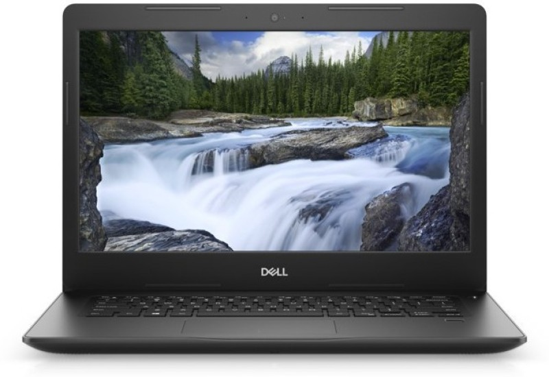 Dell Latitude 3490 Core i5 8th Gen - (4 GB/1 TB HDD/Ubuntu) Latitude 3490 Laptop(14 inch, Black)