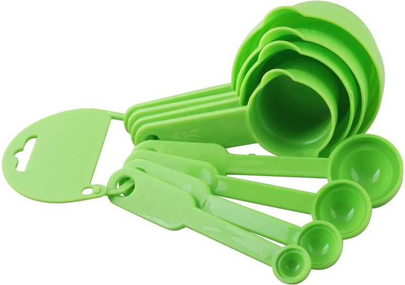 Chefstatr Baking Measurement Measuring Cups And Spoons Set 8 Pcs Measuring Cup(250 ml)