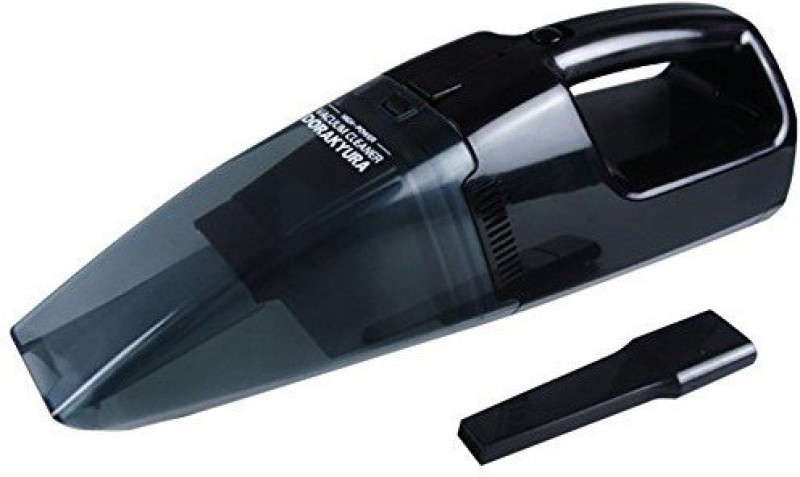 Auto Hub 6025 Car Vacuum Cleaner(Black)
