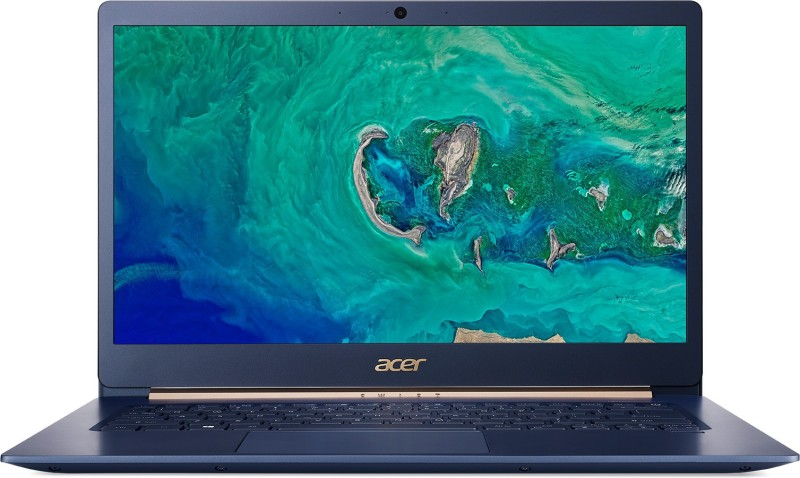 Acer Swift 5 Core i7 8th Gen - (8 GB/512 GB SSD/Windows 10 Home) SF514-52T-87W7 Thin and Light Laptop(14 inch, Charcoal Blue, 0.97 kg)