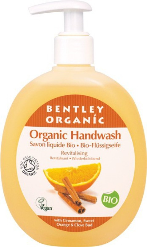 Bentley Organic Revitalising Handwash Pump Dispenser(250 ml)