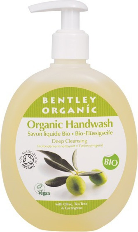 Bentley Organic Deep Cleanising Handwash Pump Dispenser(250 ml)