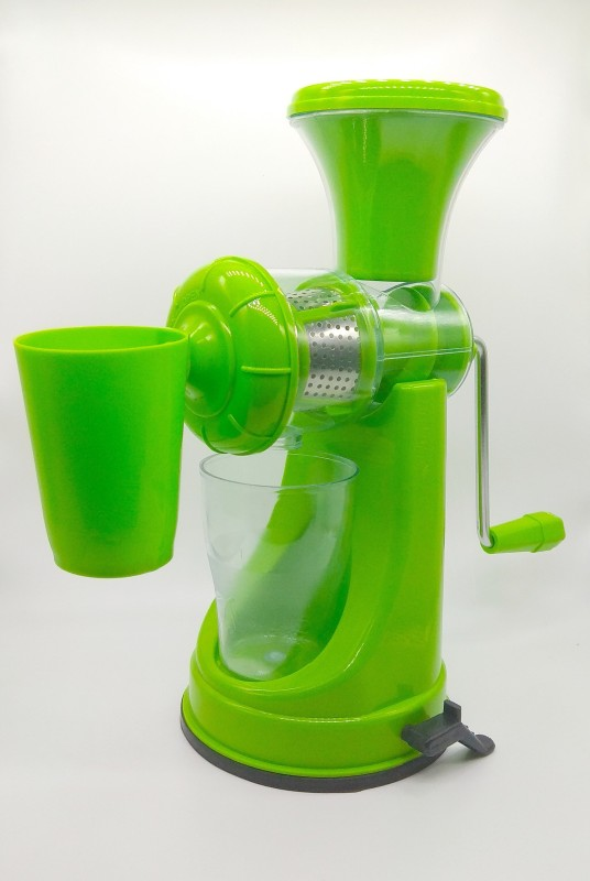 ambition Pro (+) green W 0 Juicer Mixer Grinder(Green, 1 Jar)