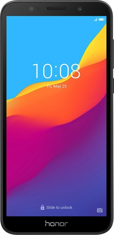 Honor 7S (Black, 16 GB)(2 GB RAM)