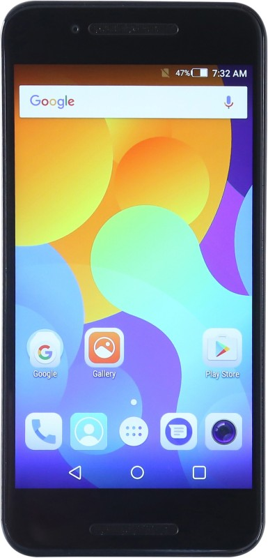 Micromax Canvas Music M1 (Matte Black, 16 GB)(3 GB RAM)