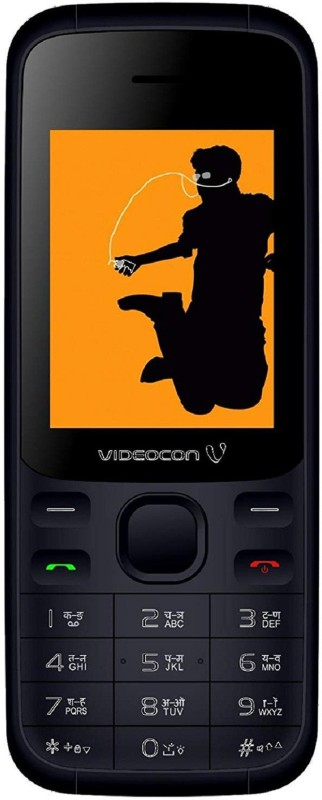 Videocon Bazoomba4 V2KA(Blue)