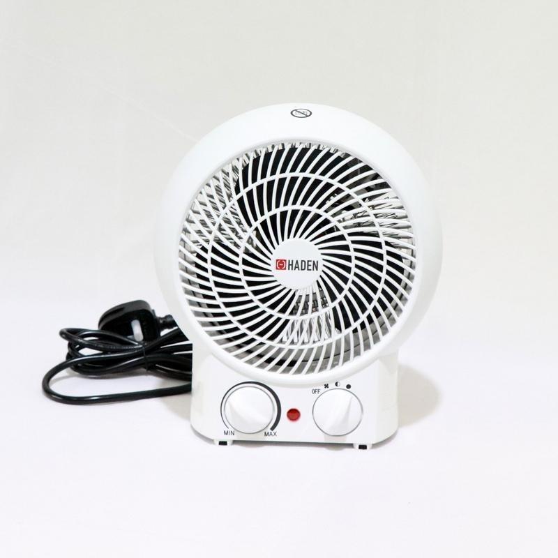 Haden 183811 Round Static Fan Room Heater
