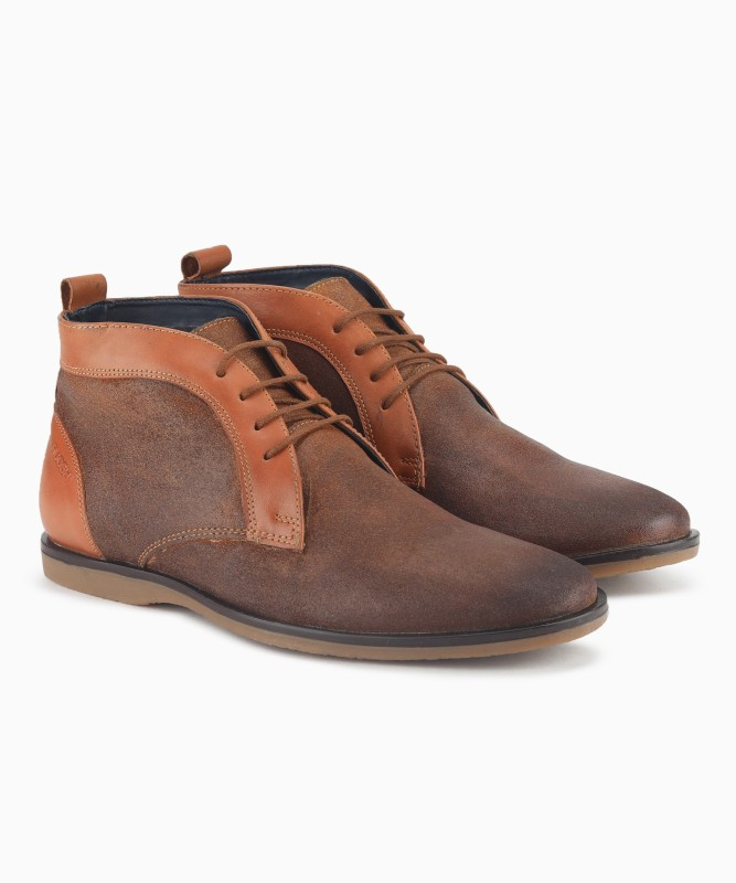 Ruosh VENICE 02 A Boots For Men(Brown)