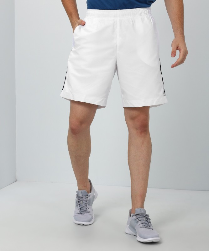 REEBOK Solid Men White Sports Shorts