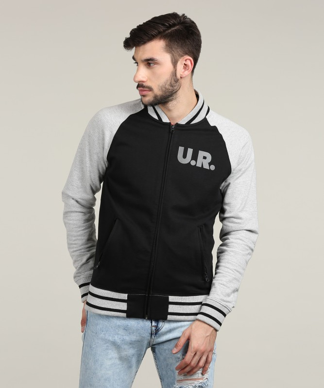 Lee Full Sleeve Solid Mens Sweatshirt