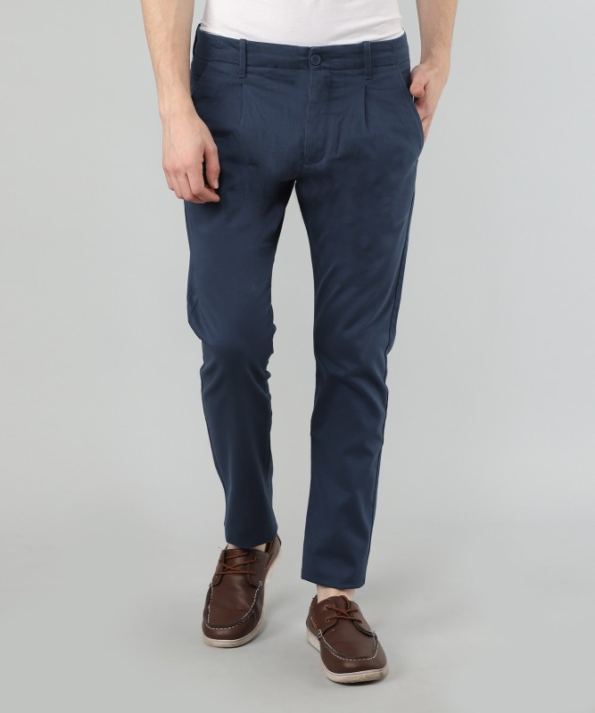 Levis Slim Fit Mens Dark Blue Trousers